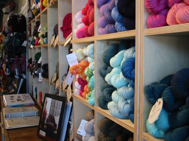 Fancy tiger yarn