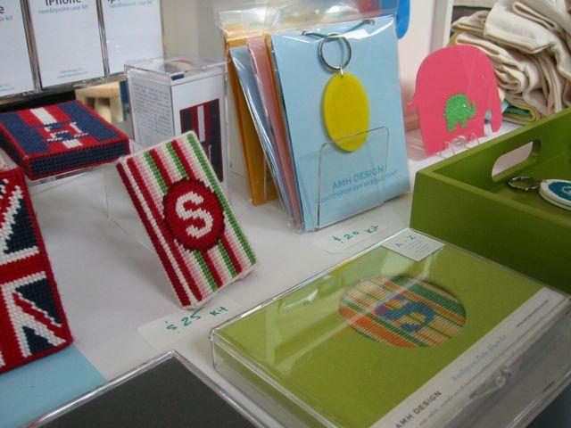 Needlepoint cards